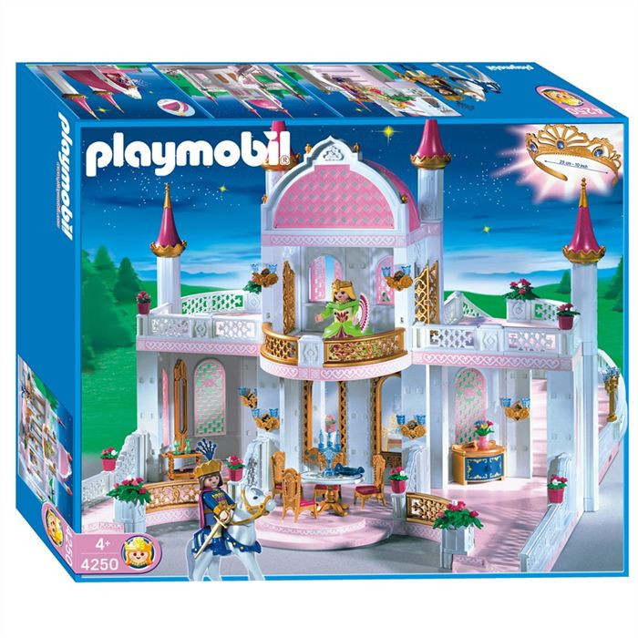Chateau de princesse playmobil prix