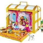 Playmobil princesse coffre