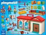 Playmobil ferme transportable