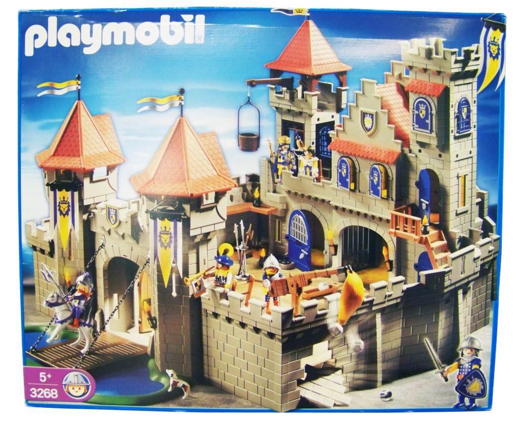 Playmobil grand chateau royal