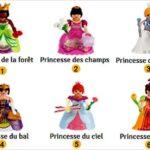 Collection playmobil princesse