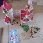 Accessoire palais de princesse playmobil