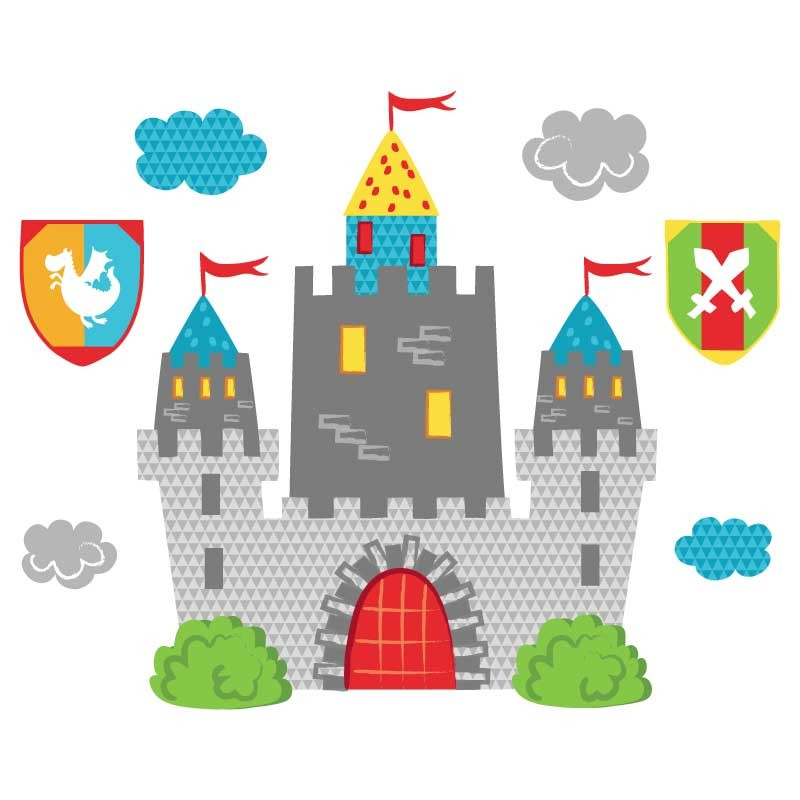 Chateau fort enfant