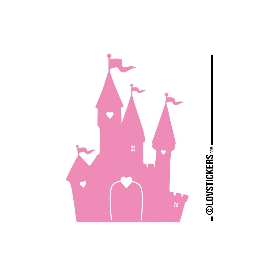 Chateau princesse